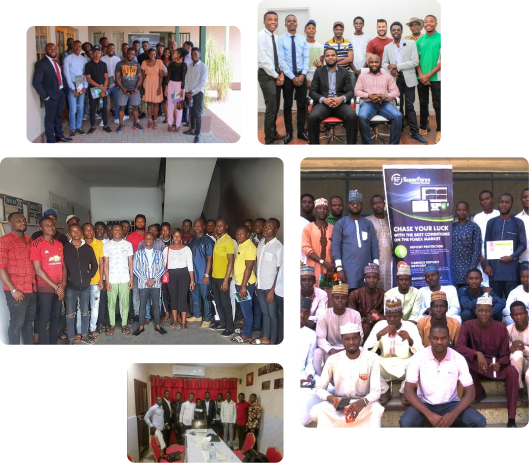 Our Seminars in Africa